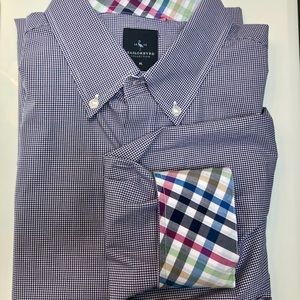 Tailorbyrd button down shirt, XL